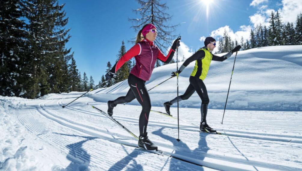 Kā izvēlēties distanču slēpošanas inventāru