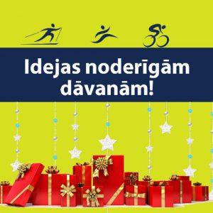 Idejas noderīgām Ziemassvētku dāvanām