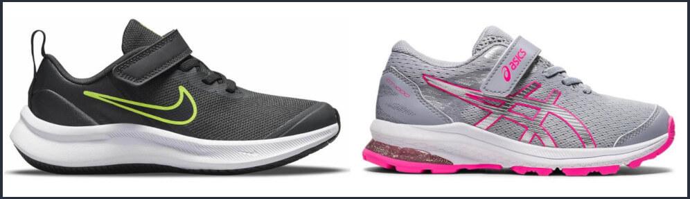 Bērnu sporta apavi siltam laikam