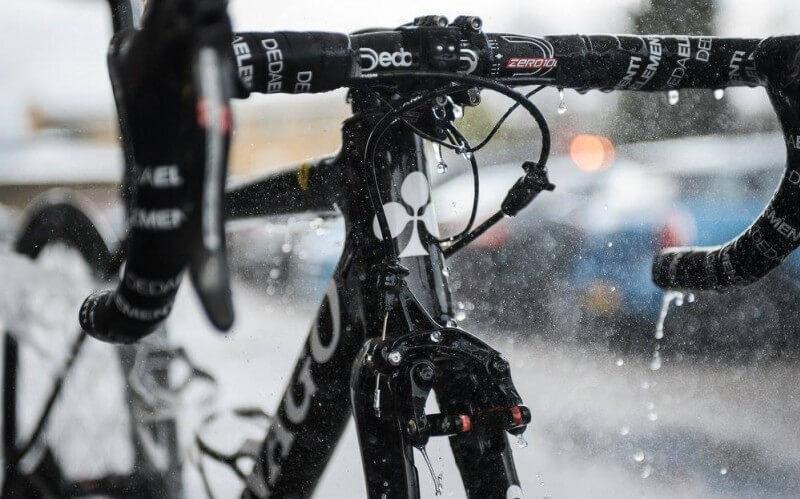 Kā aizsargāt savu velosipēdu ziemas apstākļos