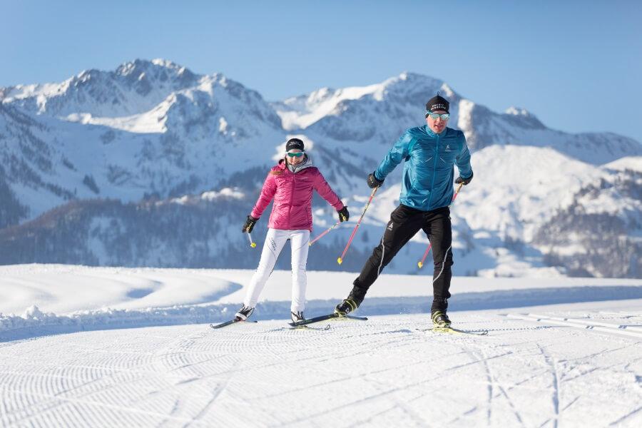Kā pareizi ģērbties nodarbojoties ar distanču slēpošanu