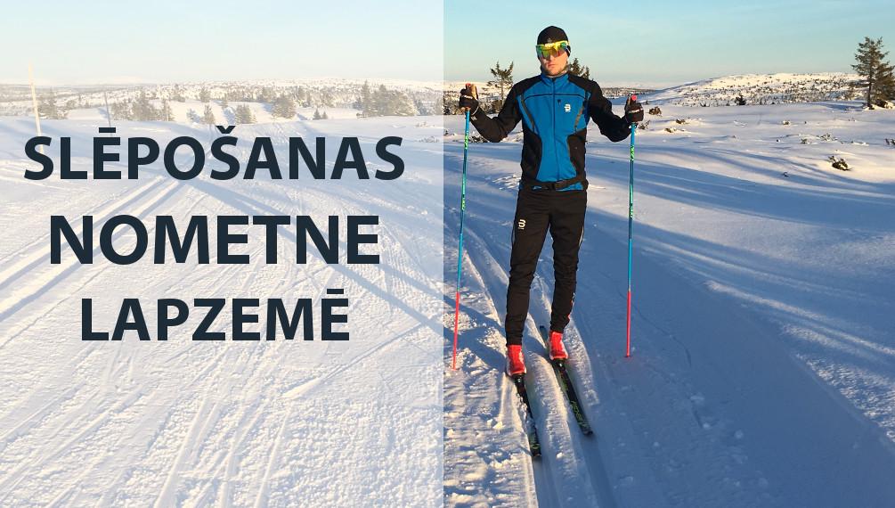 MySport ziemas nometne Lapzemē 2018