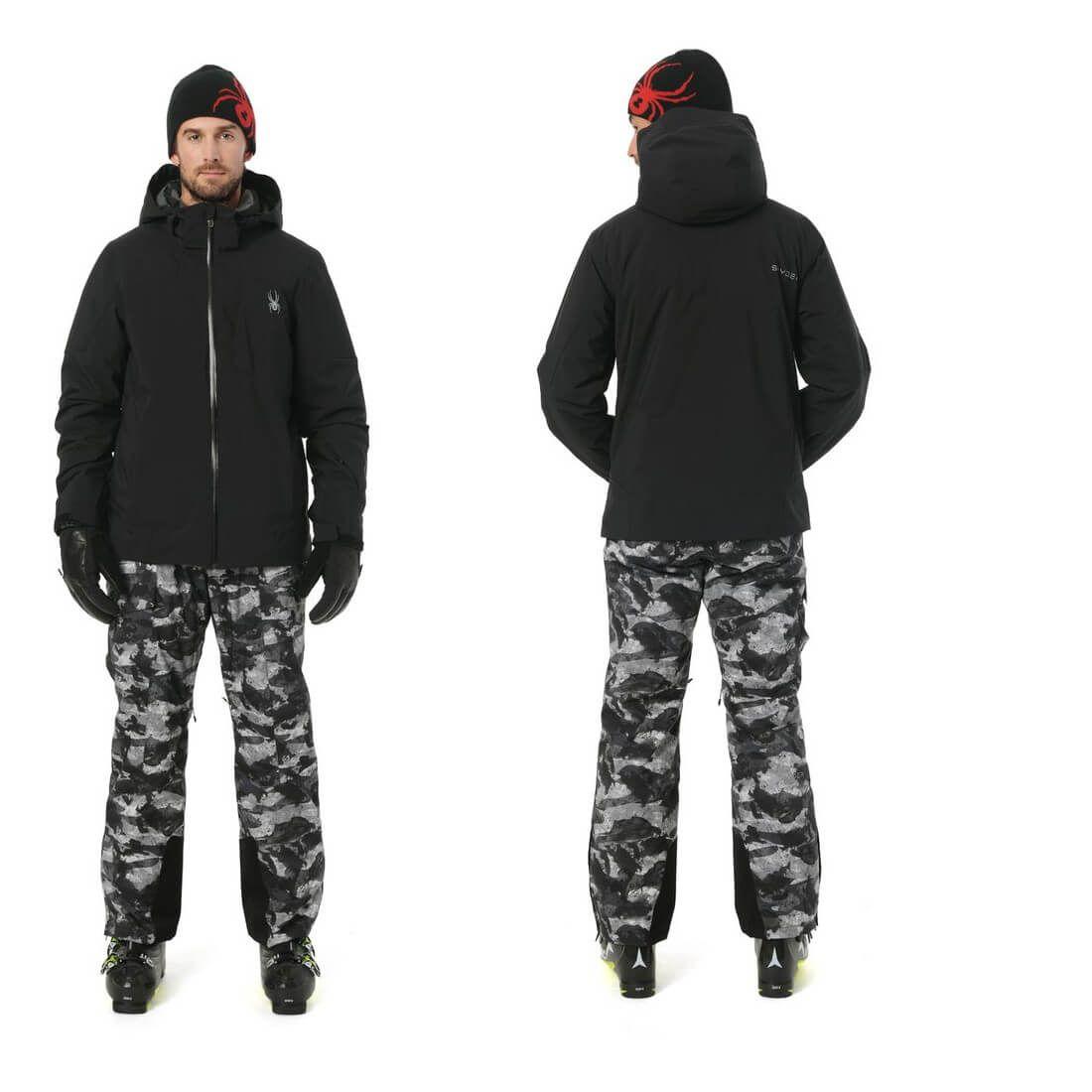 Spyder kalnu slēpošanas jaka