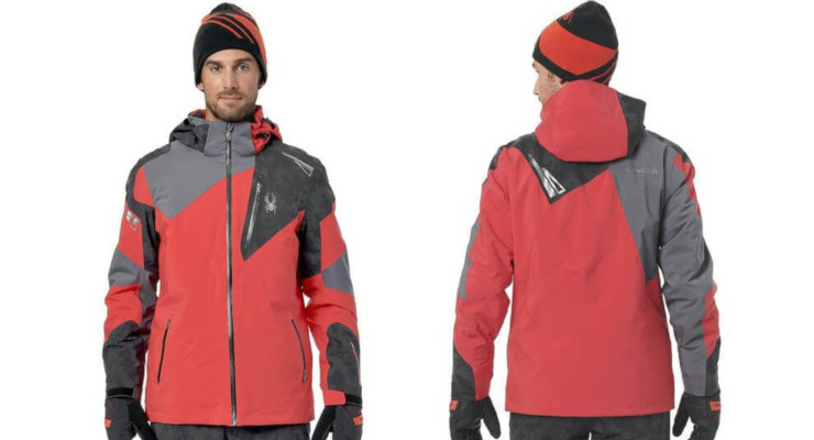 Spyder Chamber kalnu slēpošanas jaka