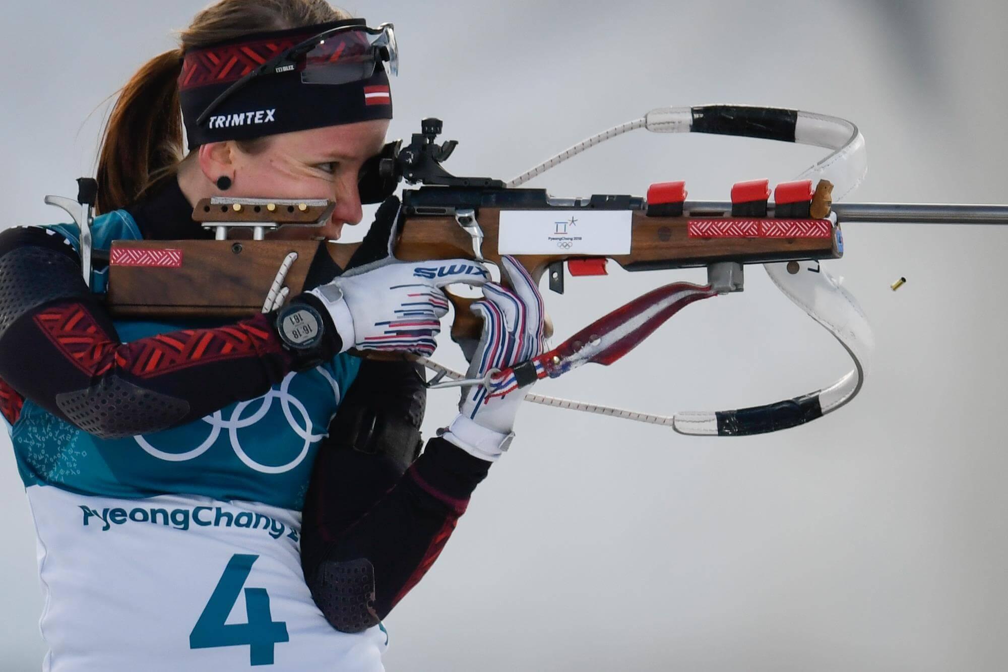 Baiba Bendika olimpiskajās spēlēs