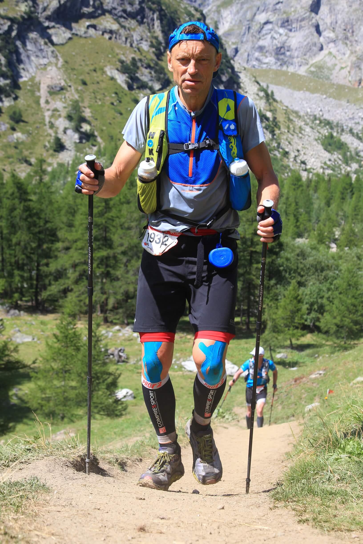 Skriešanas maratons Ivars