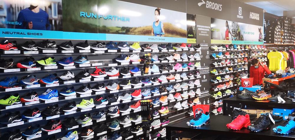 Sporta apavi visai ģimenei